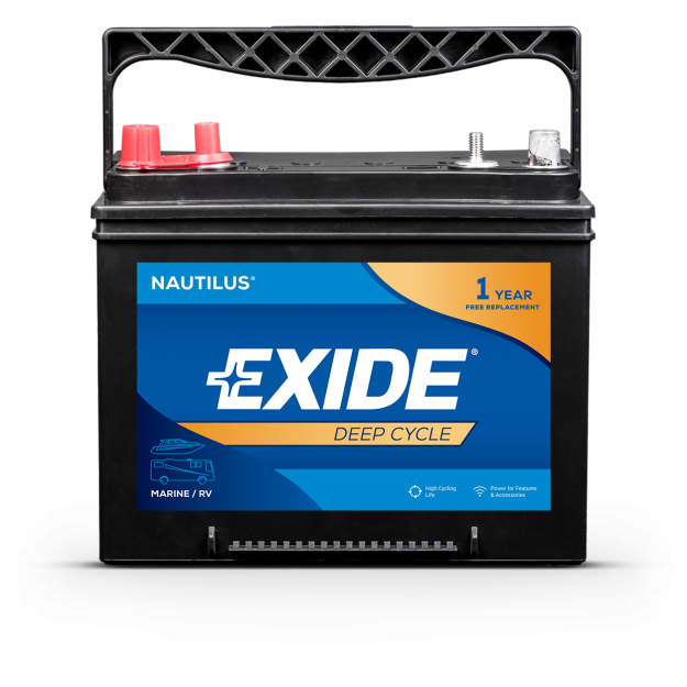 Exide Nautilus Deep Cycle
