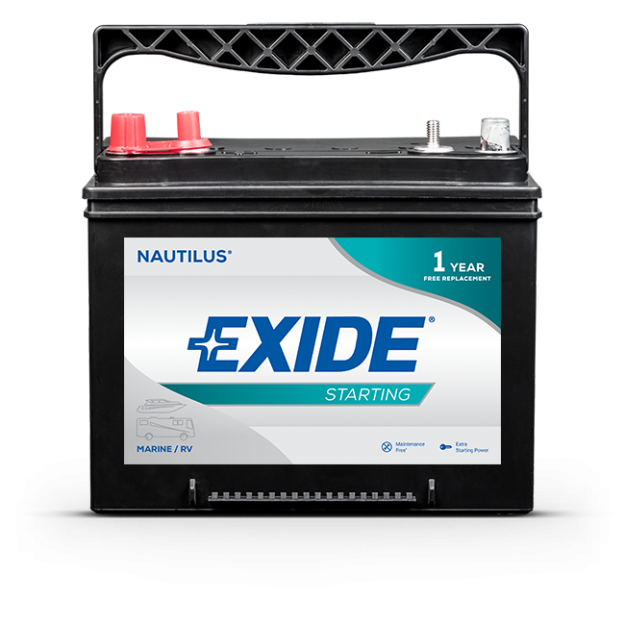Exide Nautilus Starting