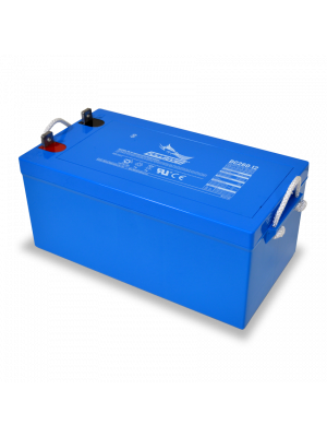 DC260-12 Fullriver 12V 260Ah 8D Sealed Lead Acid AGM Battery