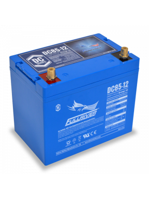 DC85-12 Fullriver 12V 85Ah GRP 24 Sealed Lead Acid AGM Battery
