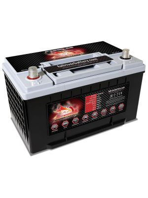 Fullriver Full Throttle FT930-65 1750 PHCA, AGM Specialty Battery (Group 65)
