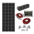 Zamp Solar 170-Watt Dual Battery Bank Roof Mount Kit